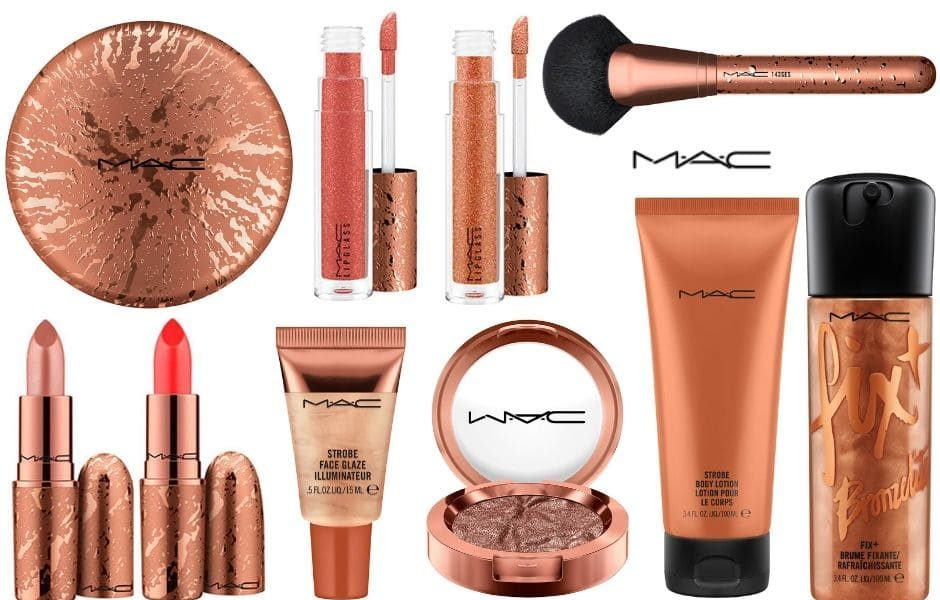 Nuova Bronzing Collection trucco MAC Estate 2020