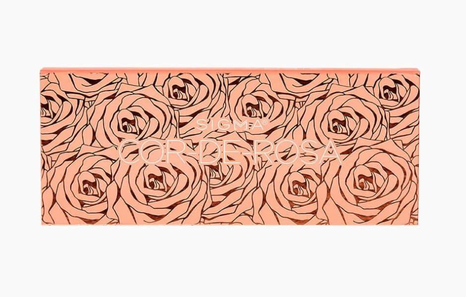 Sigma Cor-De-Rosa palette ombretti