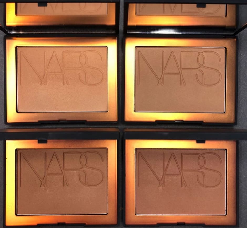 Terra Abbronzante Viso Nars The Bronzing Collection