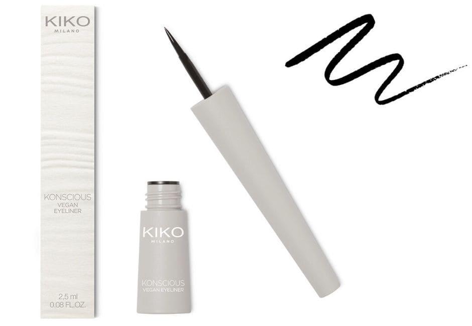 Kiko Konscious Vegan Eyeliner