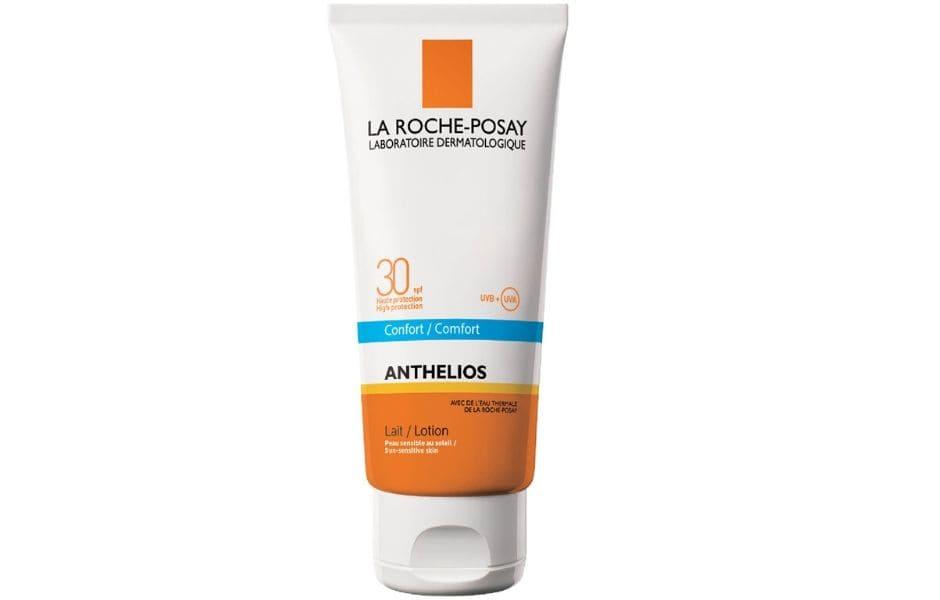 La Roche Posay Anthelios miglior protezione solare pelle secca
