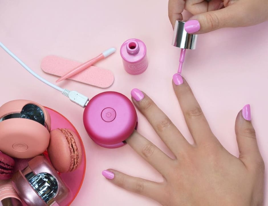 Kit Le Mini Macaron manicure gel a domicilio