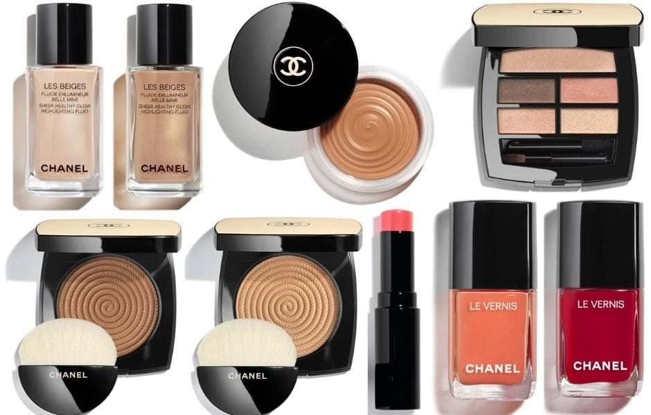 Les Beiges Chanel make-up collezione Summer Of Glow Estate 2020