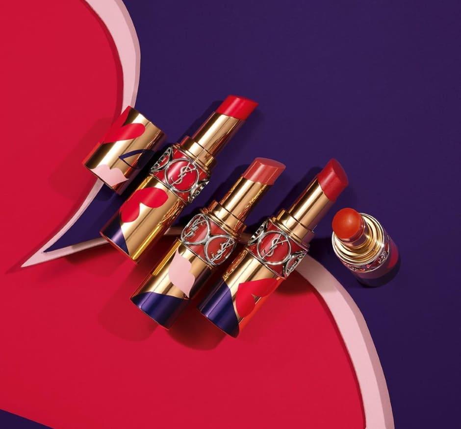Nuova collezione rossetti Yves Saint Laurent Estate 2020