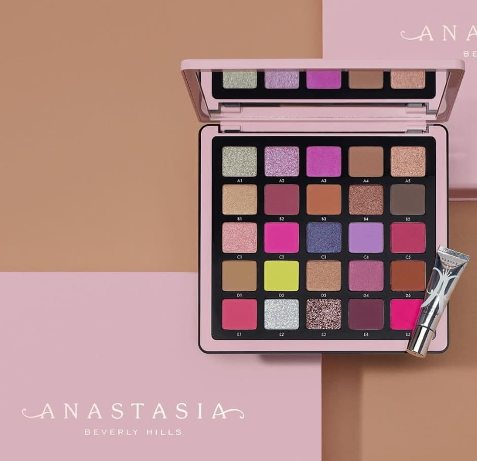 Nuova palette ombretti Anastasia Norvina Vol. 4 Pro Pigment