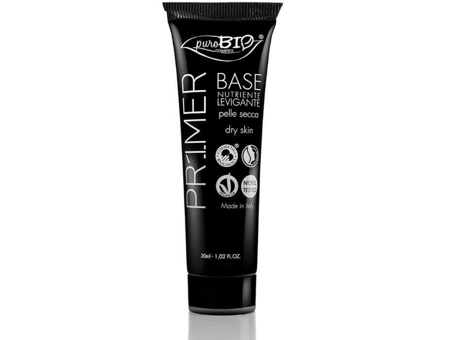 Puro Bio base trucco idratante per pelli secche