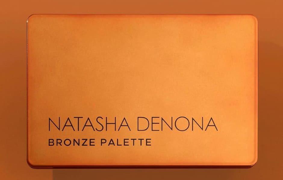 Bronze palette Natasha Denona Estate 2020
