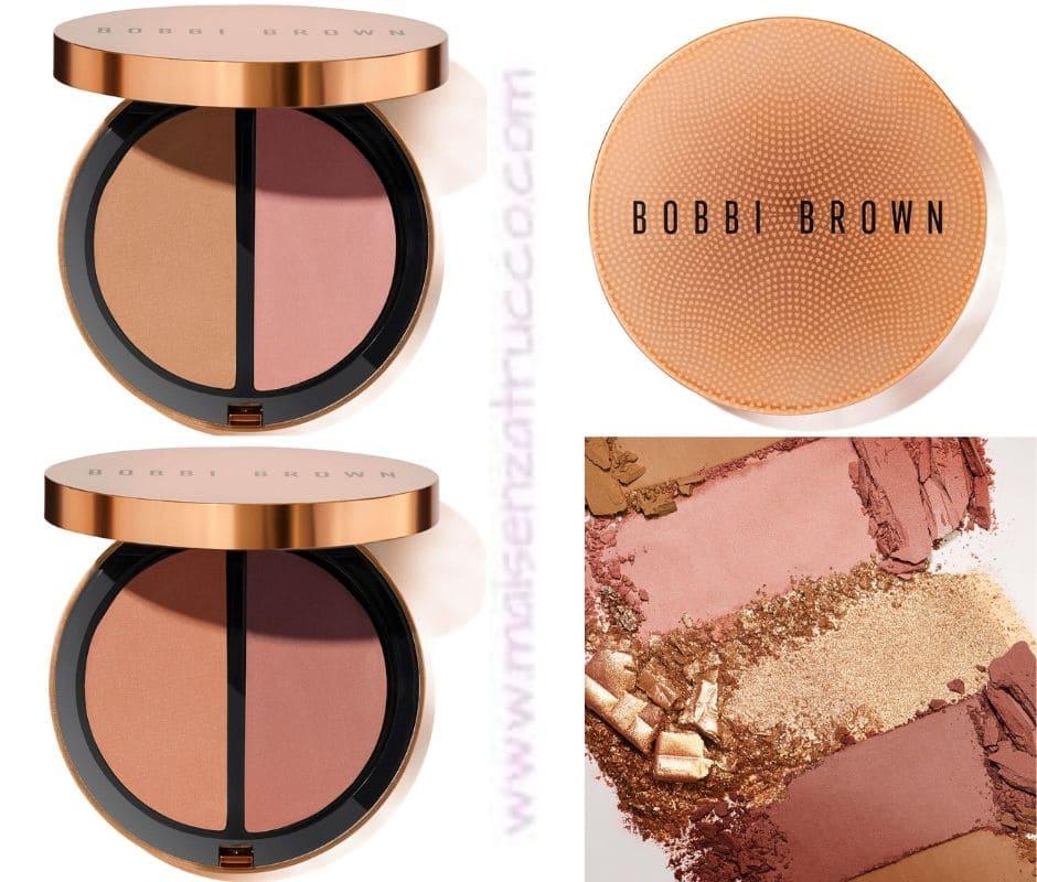 Bronzing Powder Duo Bobbi Brown Summer Glow