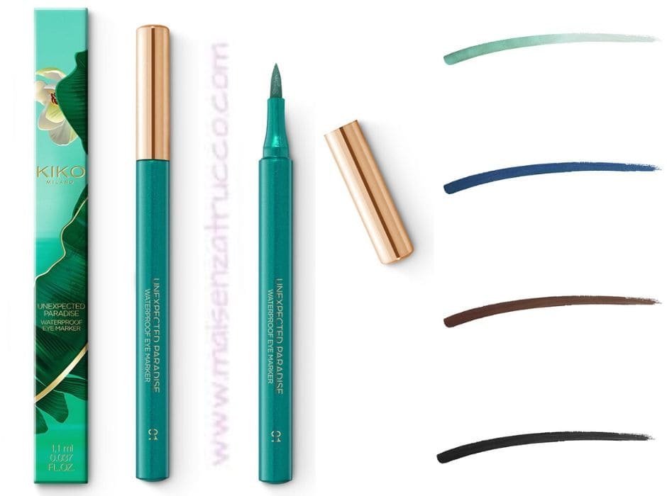 Unexpected Paradise Kiko Waterproof Eye Marker
