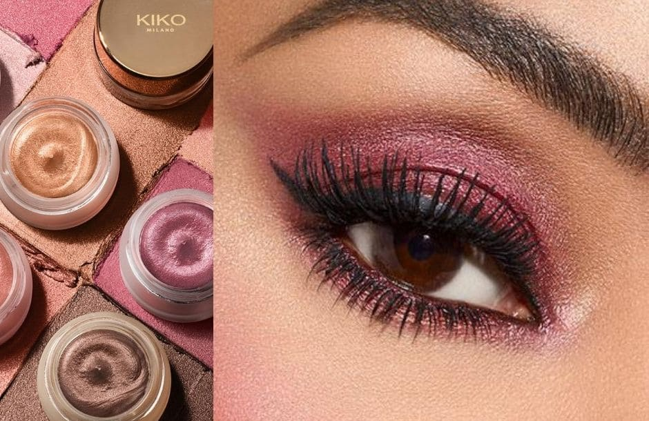Kiko Metal Chrome Eyeshadow