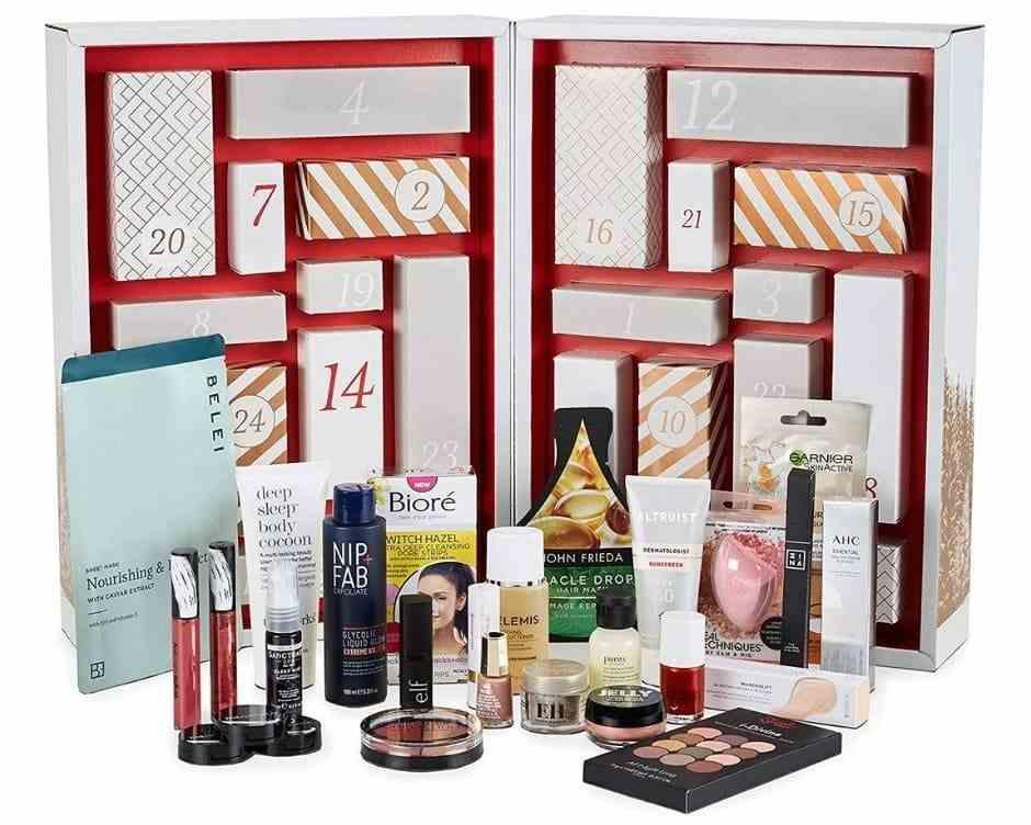 Calendari Avvento Beauty Amazon