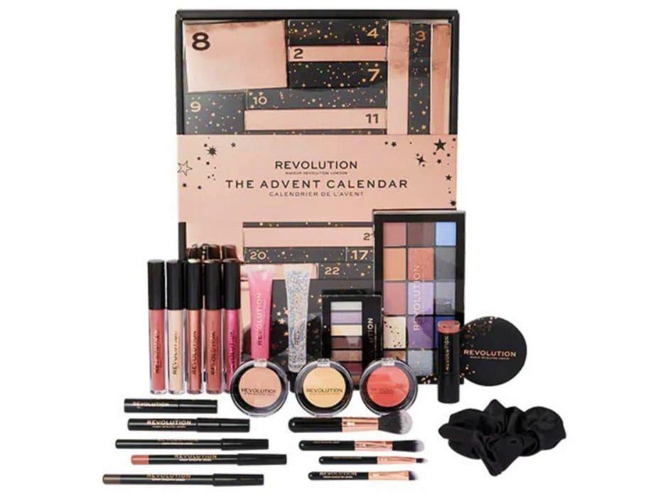 Calendari Avvento Beauty Makeup Revolution