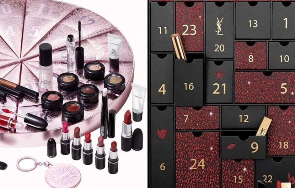 Calendari Avvento Beauty Natale