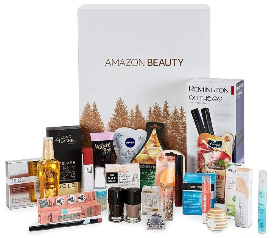 Calendario dell'Avvento Amazon Beauty 2020