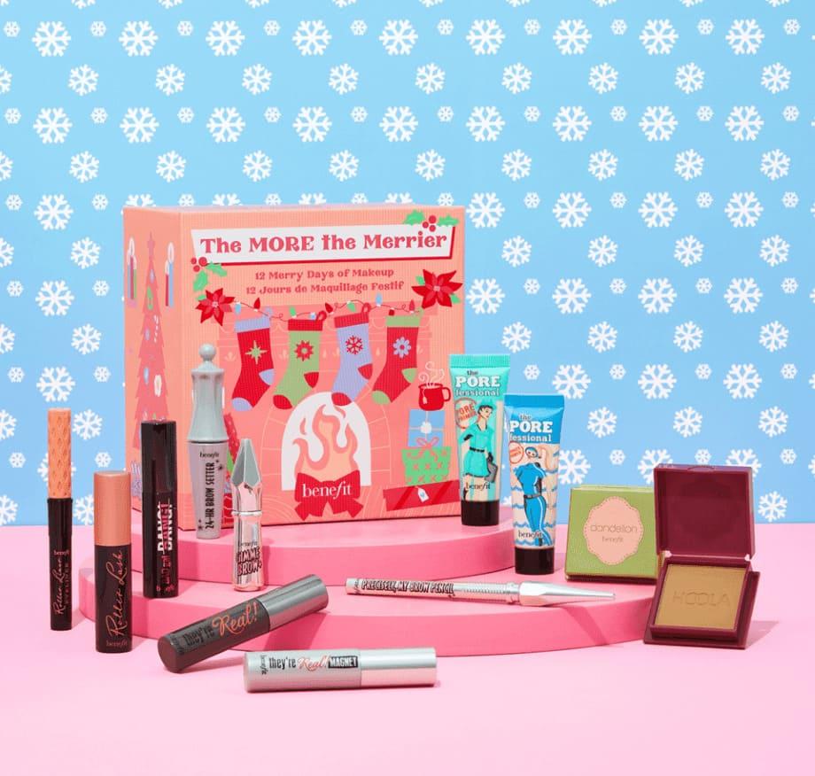 Calendario dell'Avvento Benefit Cosmetics