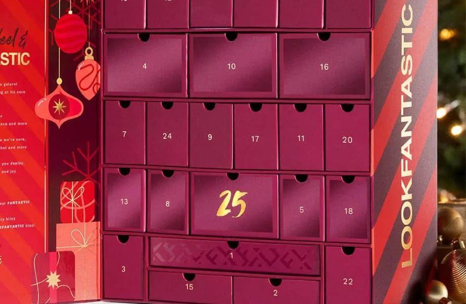 Calendario Avvento Lookfantastic