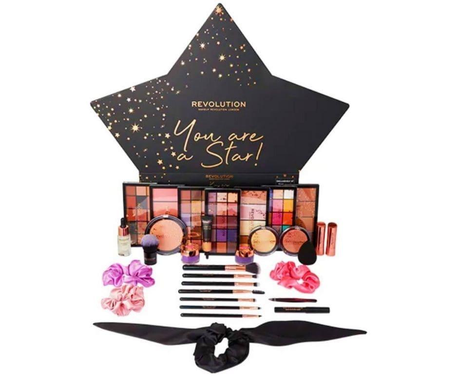 Calendario Makeup Revolution You are a Star