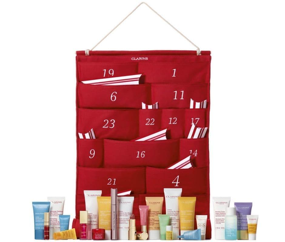 Clarins Calendari Avvento Beauty Natale 2020