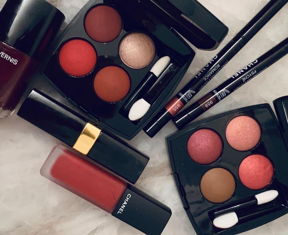 Collezione make-up Chanel Autunno