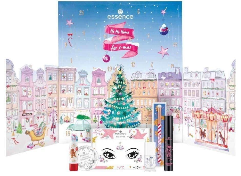 Essence Calendario Beauty Natale 2020