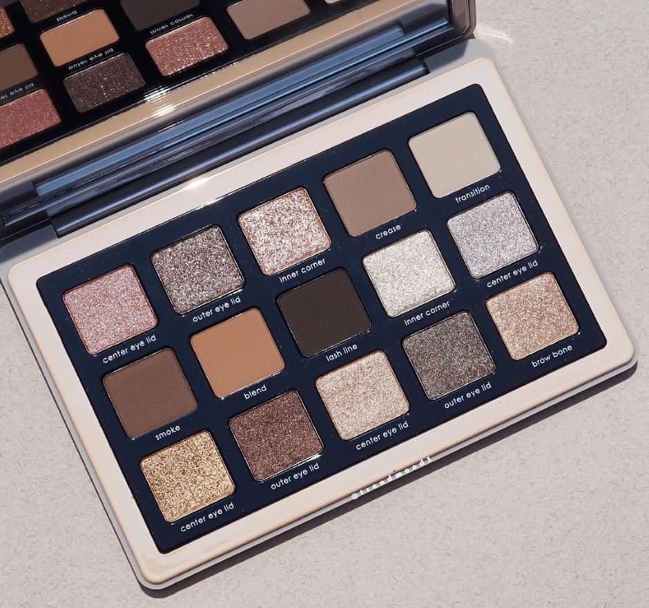 Glam palette Natasha Denona