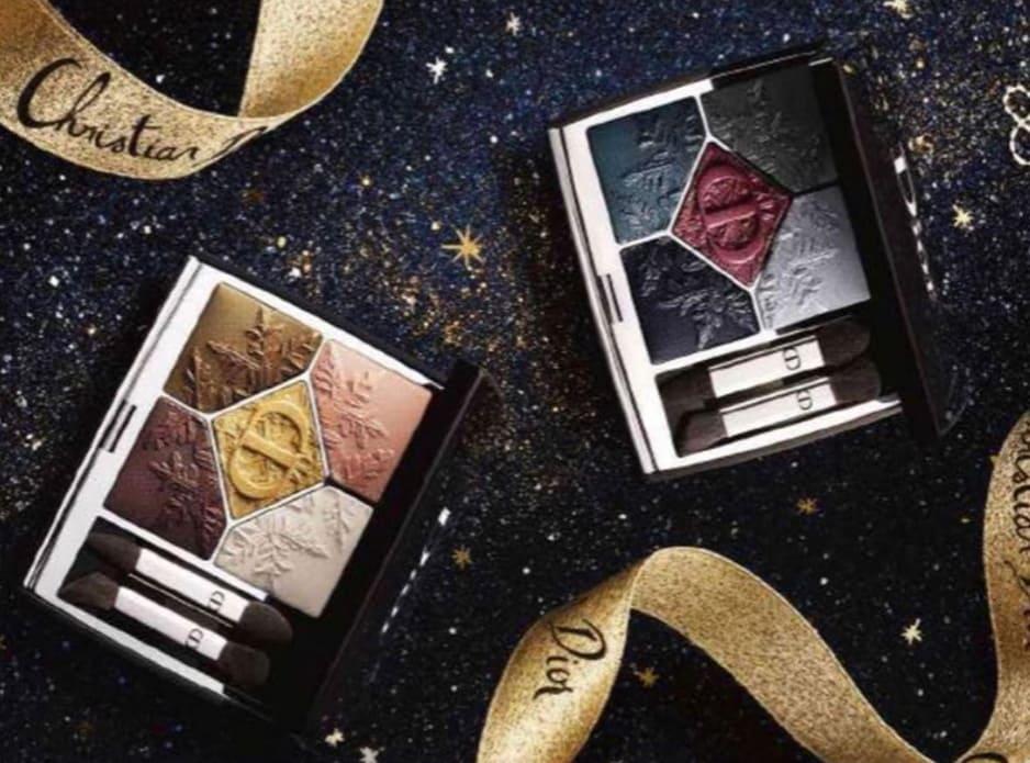 Golden Nights Dior Make-up