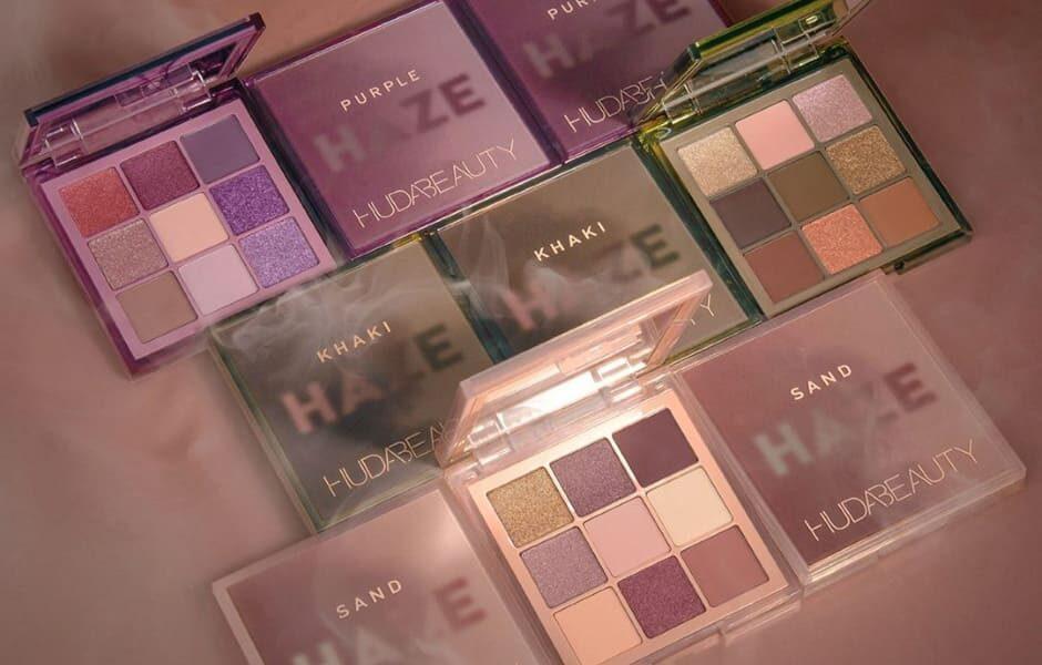Haze Obsessions Palette Huda Beauty