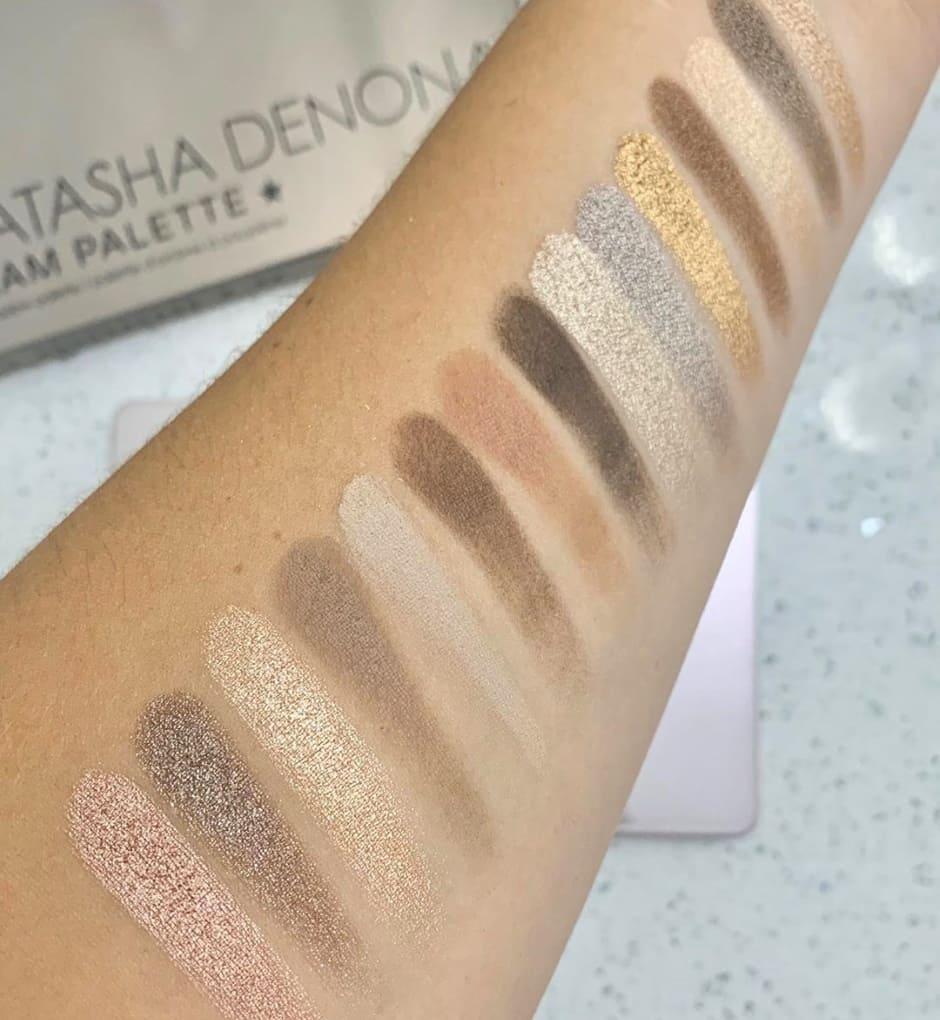 Nuova Palette Natasha Denona Glam