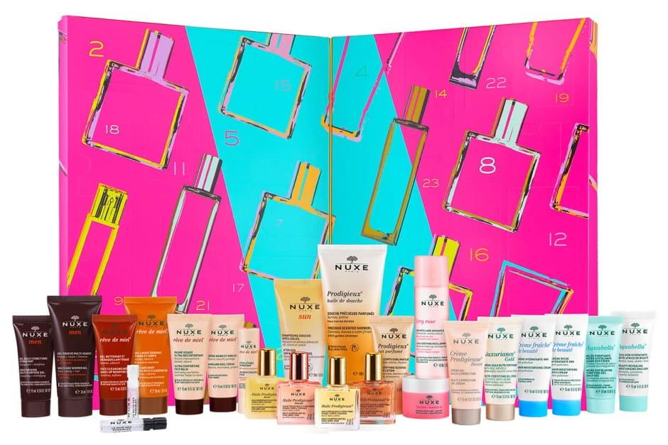 Nuxe Calendario Avvento Beauty 2020 unisex