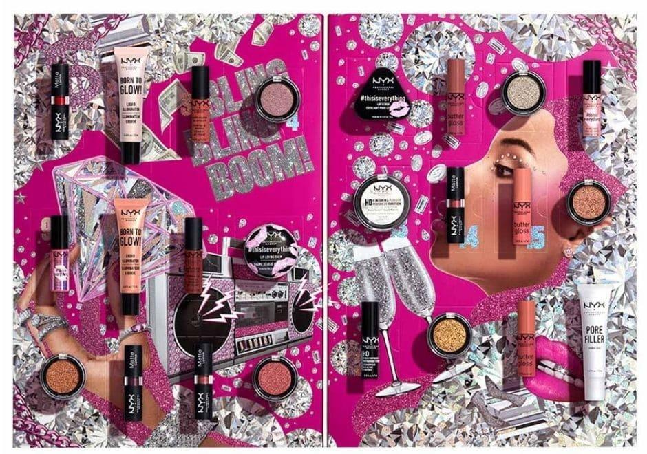 NYX Calendario Avvento make-up 2020