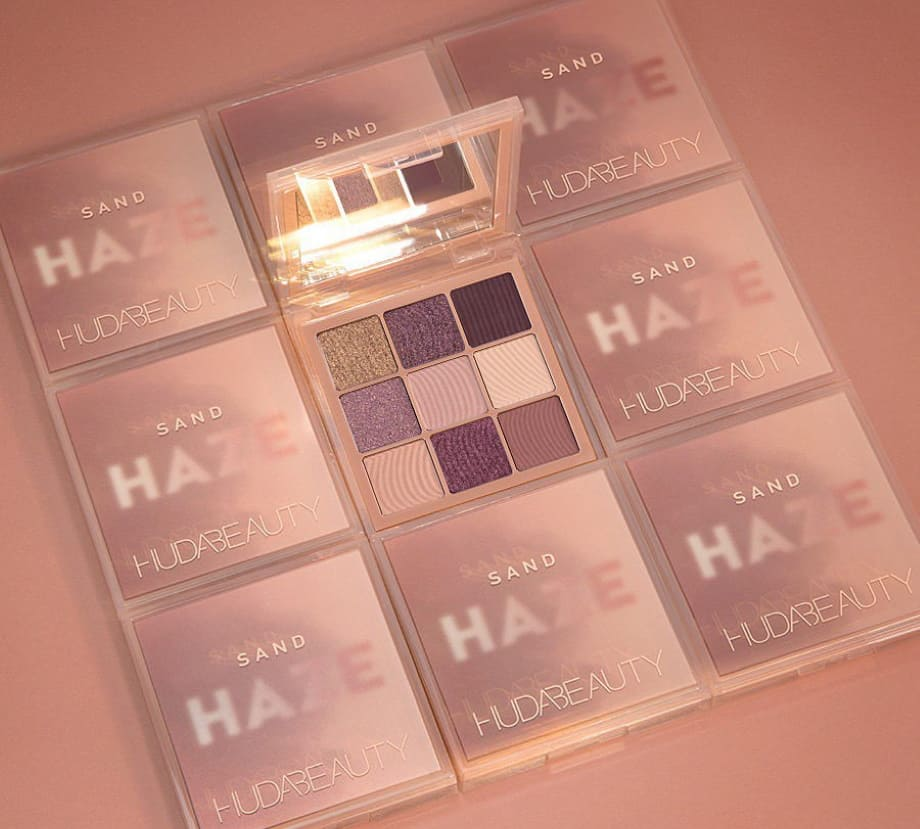 Palette Huda Beauty Haze