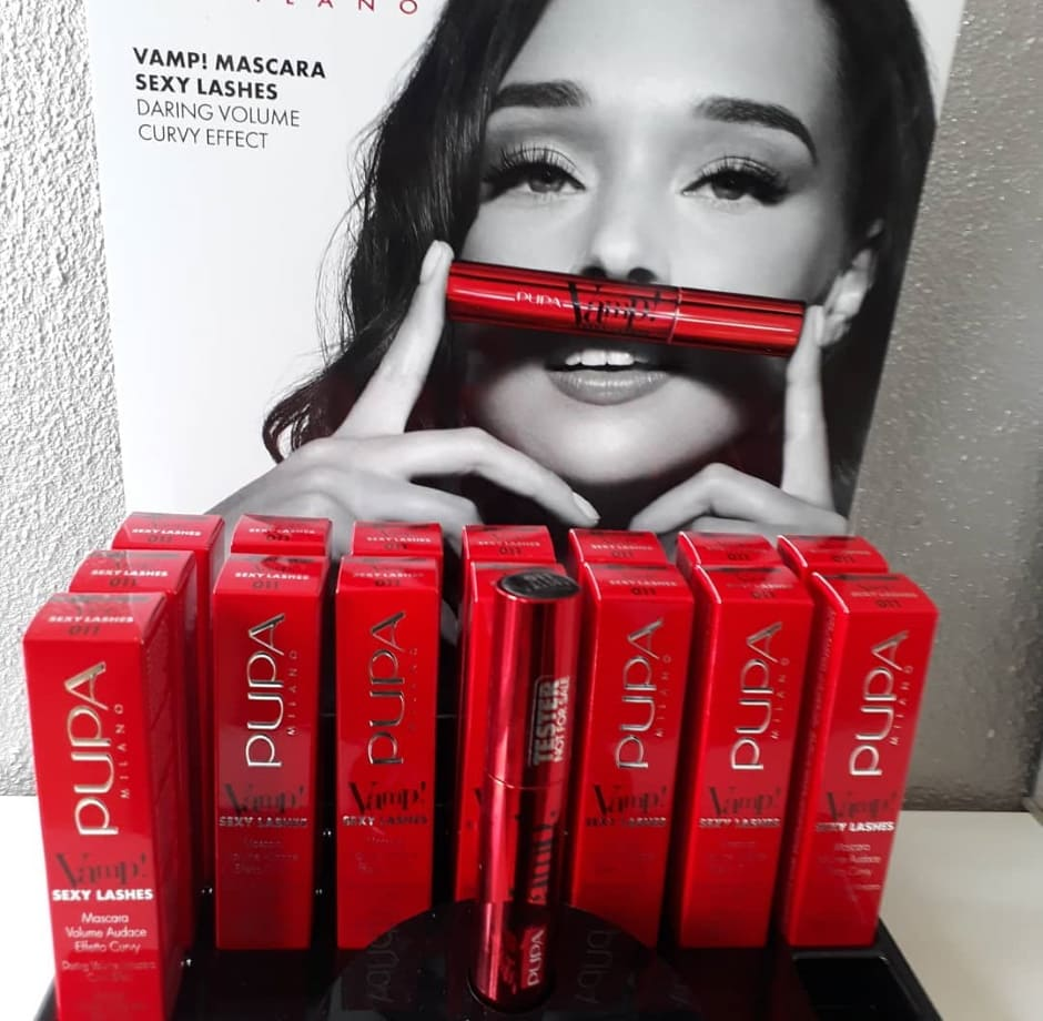 Pupa Sexy Lashes nuovo mascara