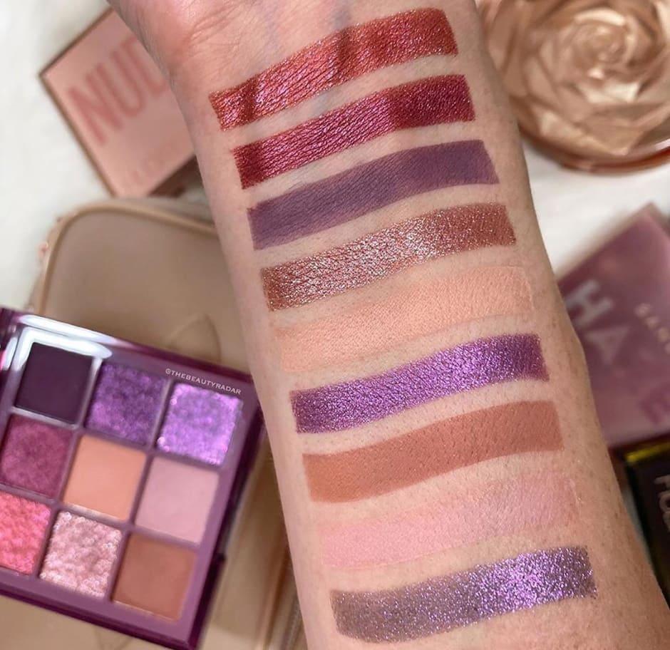 Purple Haze Palette Huda Beauty