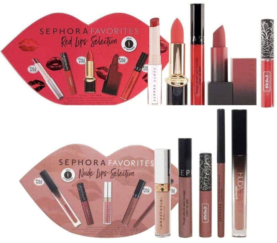 Set labbra Sephora Favorites