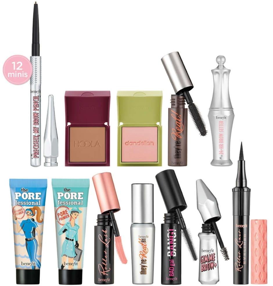 Spoiler Calendario Benefit Cosmetics