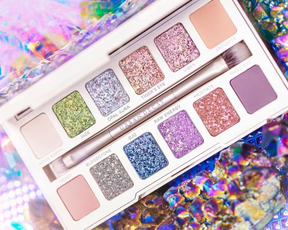 Stoned Vibes Palette Ombretti