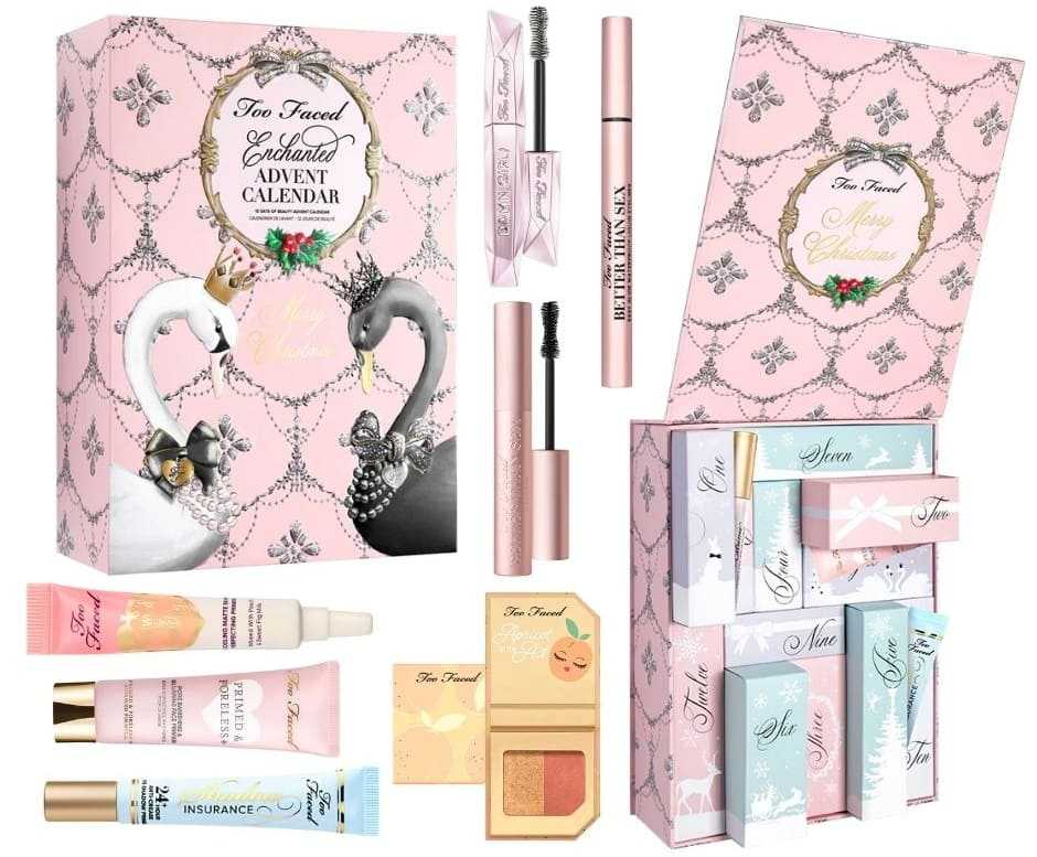 Calendario dell'Avvento Too Faced Enchanted