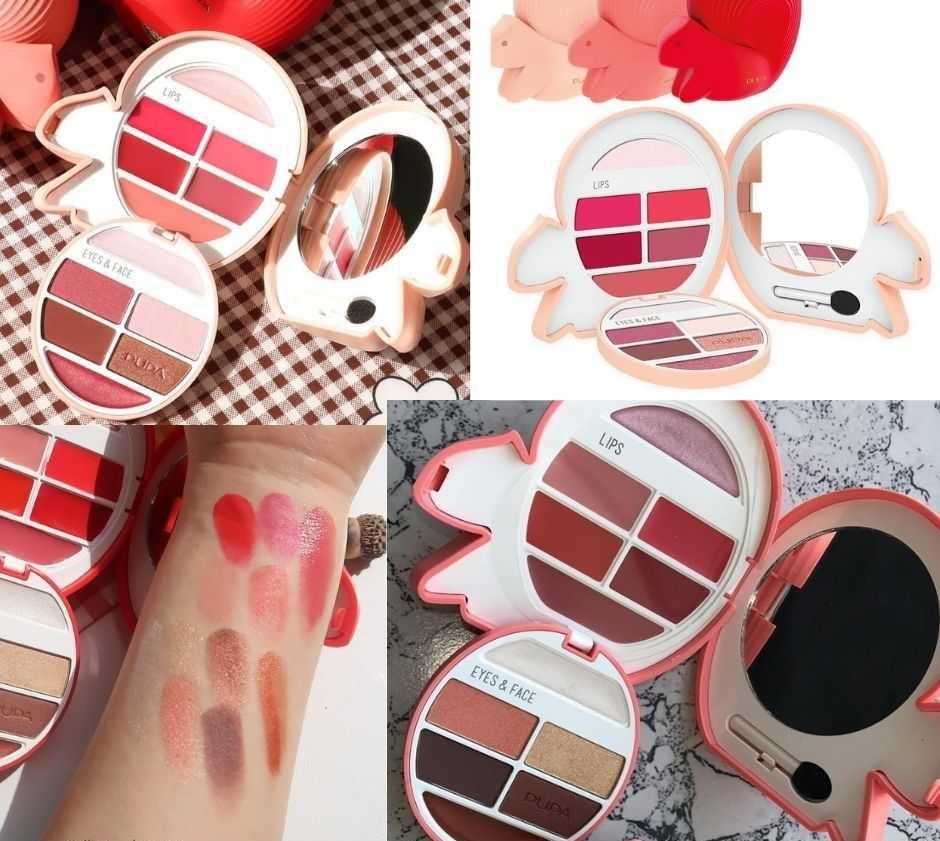 Cofanetti make-up Pupa Natale 2020