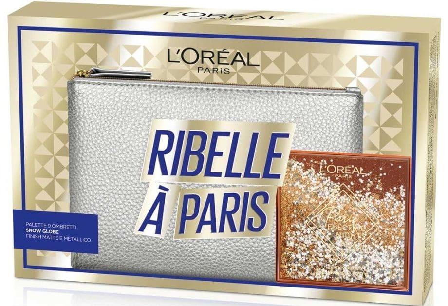 Cofanetti trucco Natale L'Oréal 2020