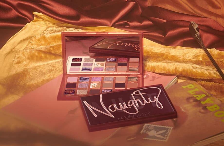 Huda Beauty Naughty Nude Palette