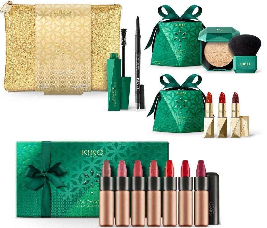Idee regalo beauty Natale 2020 Kiko