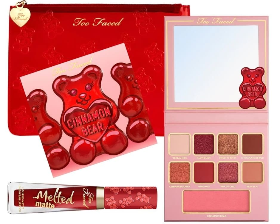 Kit make-up Too Faced Cinnamon Bear