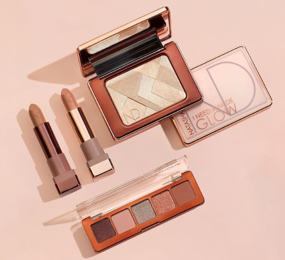Mini Zendo Palette Natasha Denona e collezione make-up Natale 2020
