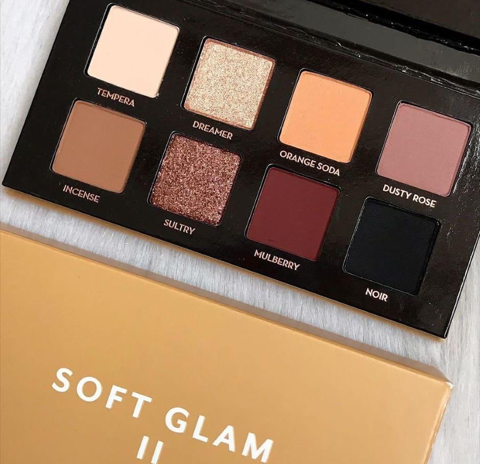 Nuova Soft Glam Palette Vol.2