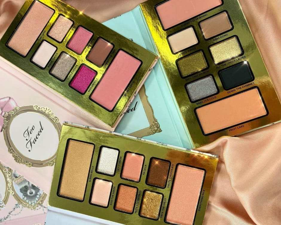Palette Too Faced Holiday Collection