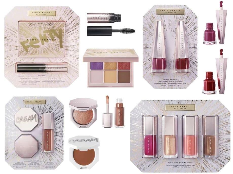 Set make-up Fenty Beauty Natale