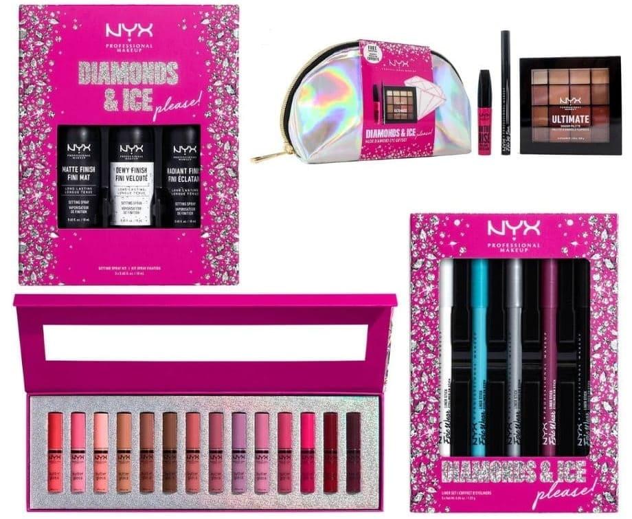 Set regalo make-up NYX Diamond And Ice