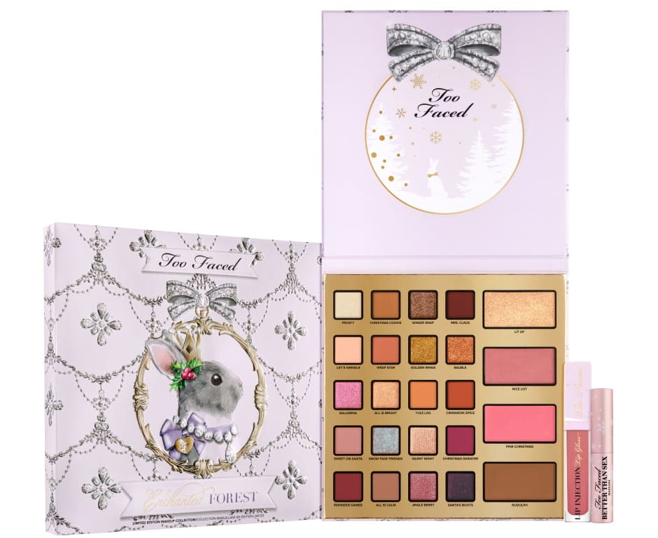 Too Faced Natale 2020 cofanetto Enchanted