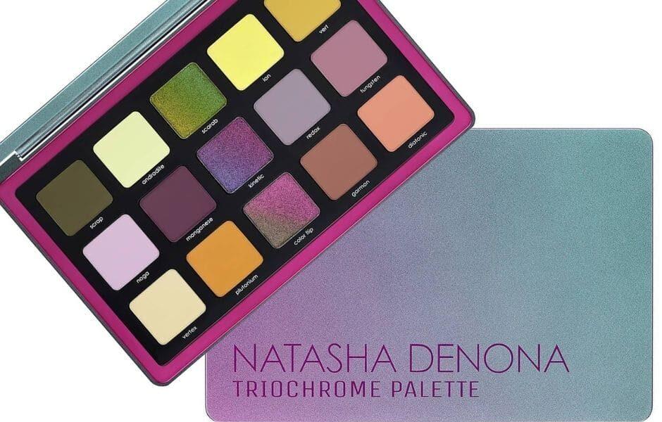 Triochrome Palette