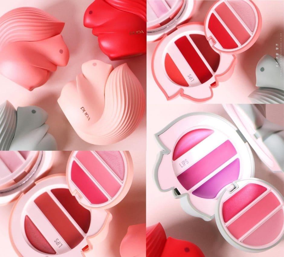 Trousse make-up Pupa 2020